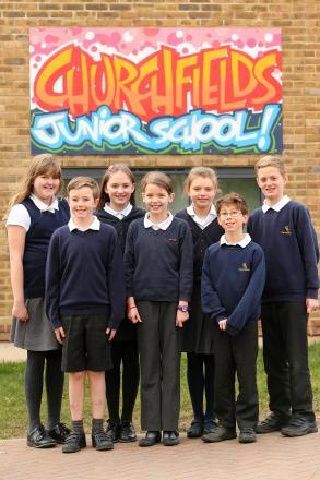 School Council, Churchfields Junior School