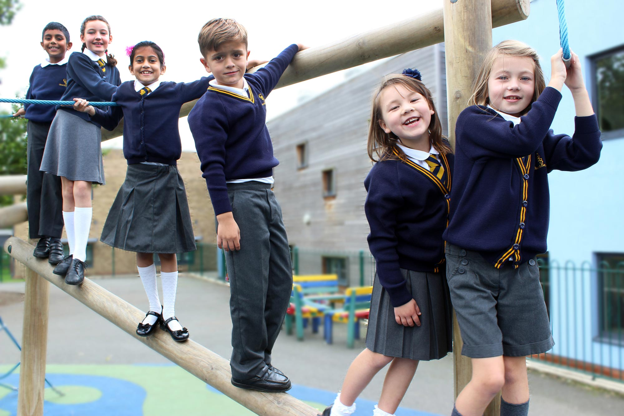 Admissions at Churchfields Junior School