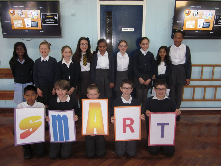 Digital Leaders E-Safety Assembly