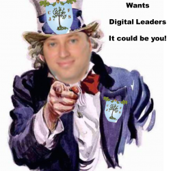 Digital Leaders - Recruiting