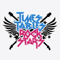 Times Tables Rockstars logo