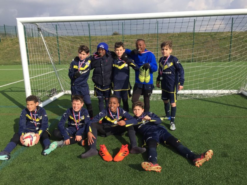 Crowned Champions of Redbridge