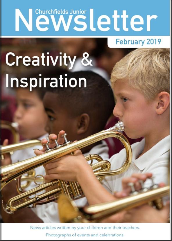 Newsletter February 2019 cover