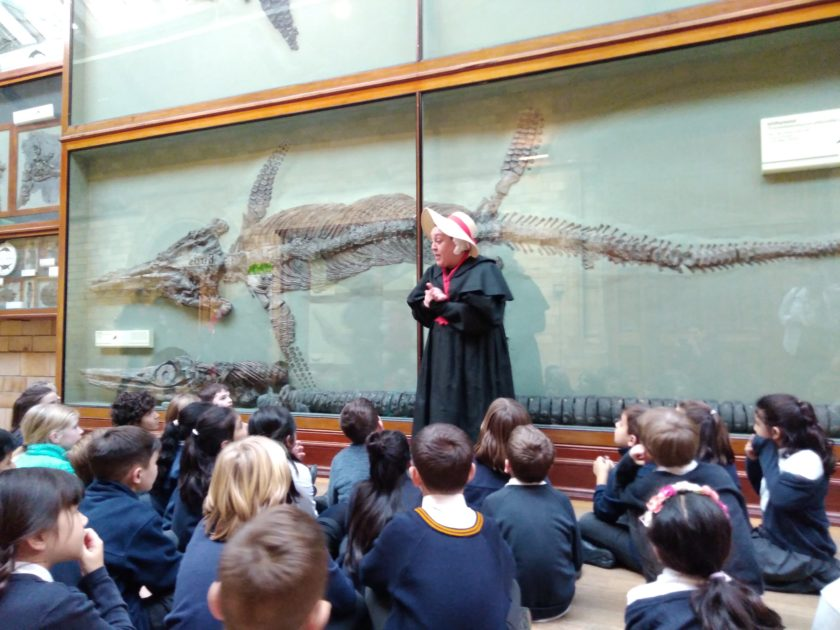 Visit to the Natural History Museum