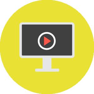 PE videos icon