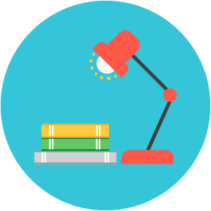 Design and technology home learning icon
