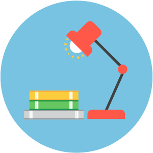 English home learning icon