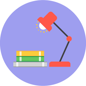 Geography home learning icon