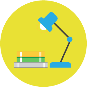 PE home learning icon