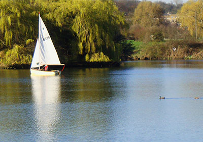 Fairlop Waters Country Park