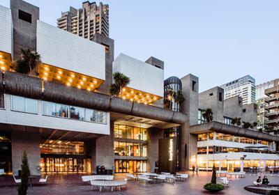 Lakeside Terrace Barbican Centre