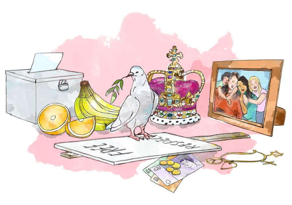 PSHCE illustration