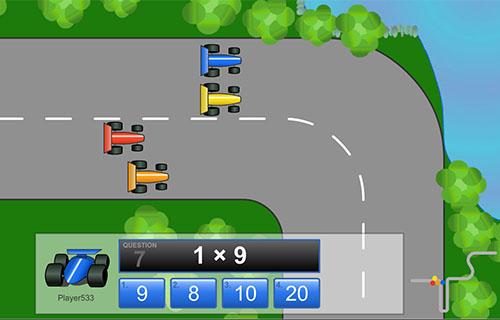 Grand Prix game