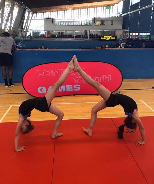 Gymnastic performance
