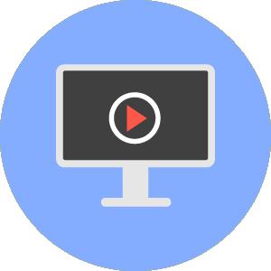 Maths videos icon