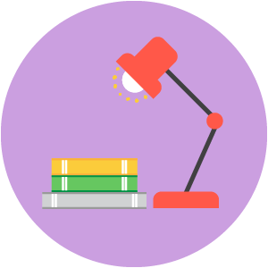 Art home learning icon