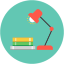 Computing home learning icon