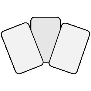Cards quiz icon