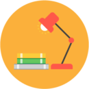 RE home learning icon