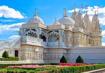 Neasden temple