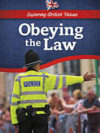 Obeying the Law book cover