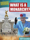 What is a Monarchy? book cover